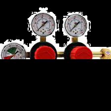 Taprite Dual CO2 Regulator
