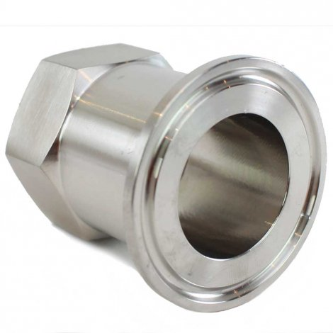 1.5 InchTri Clamp x 1 Inch FPT