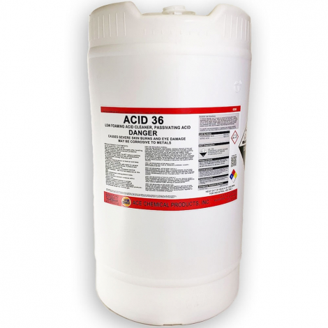 Acid 36 - 15 Gallon Carboy
