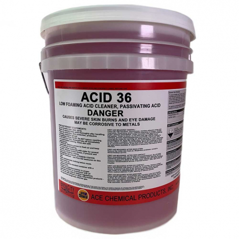 Acid 36 - 5 Gallon Pail