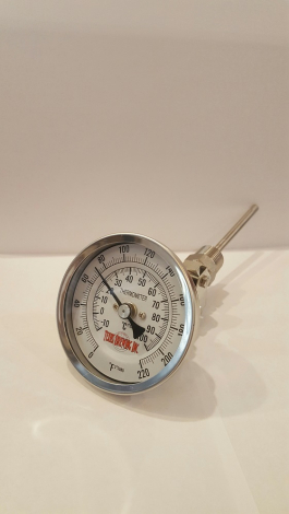 Adjustable Bi-Metal Thermometer - 3
