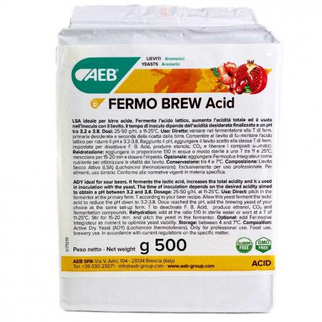 AEB Fermo Brew Acid 500G Brick