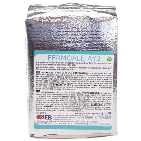 Fermoale AY3 - 500g