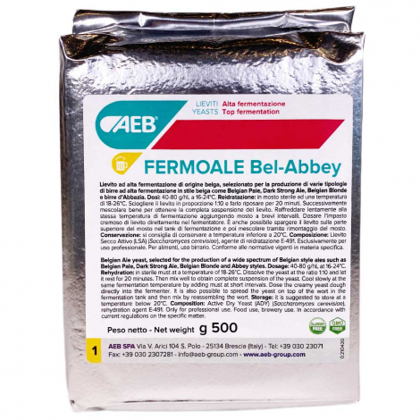 Fermoale Bel-Abbey - 500g Brick