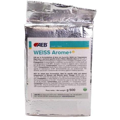 AEB Weiss Arome+ - 500g