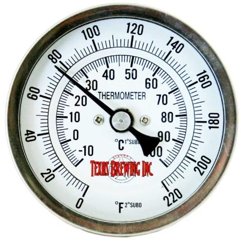 Bi-Metal Thermometer 2