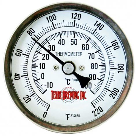 Bi-Metal Thermometer 6