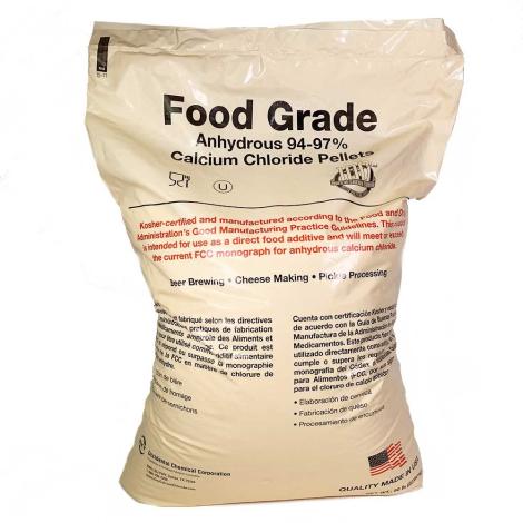 Calcium Chloride 50 Pound Sack