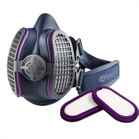 Elipse P100 NIOSH Respirator Mask - M/L