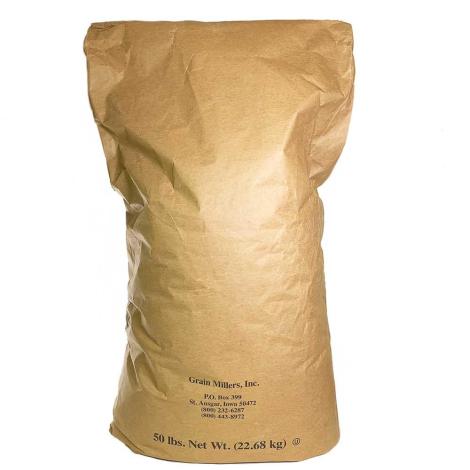 Flaked Barley - 50 lb. Sack