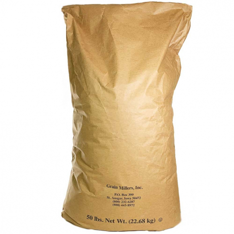 Flaked Wheat - 50 lb. Sack