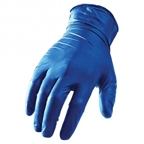 L-Flex 15 Mil Latex Glove Blue XXL