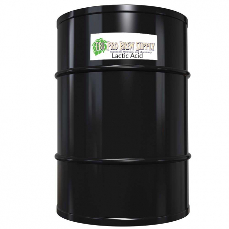 Lactic Acid - 55 Gallon Drum