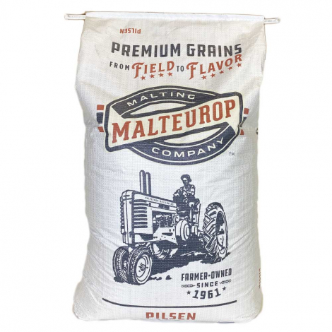 Malteurop Pilsen Malt- 55 lb. Sack