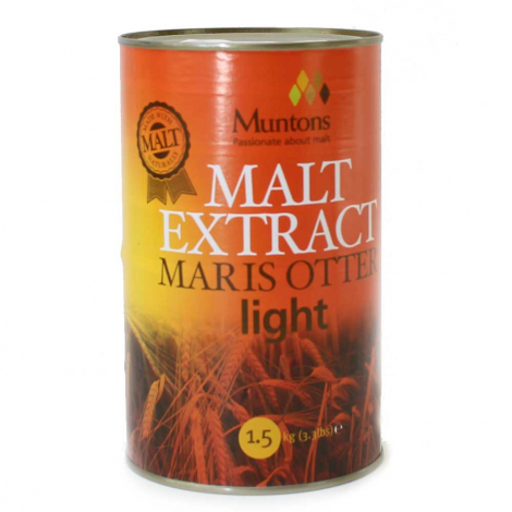 Muntons Maris Otter Light LME (Liquid Malt Extract) - 3.3 lbs. Jar