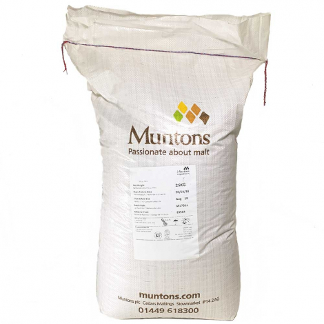 Muntons Roasted Barley - 55 lb. Sack