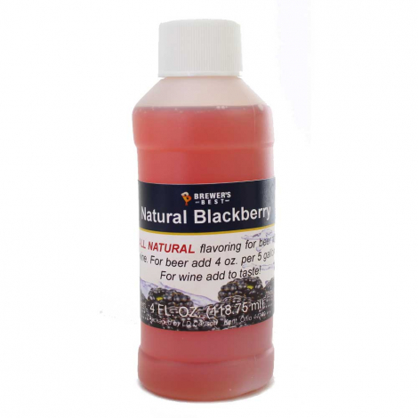 Blackberry Flavoring Extract 4 oz.
