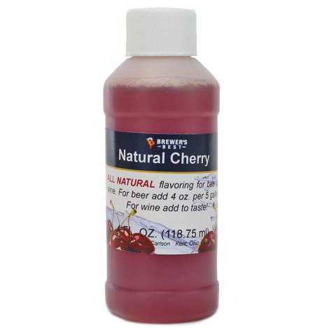 Natural Cherry Flavoring Extract