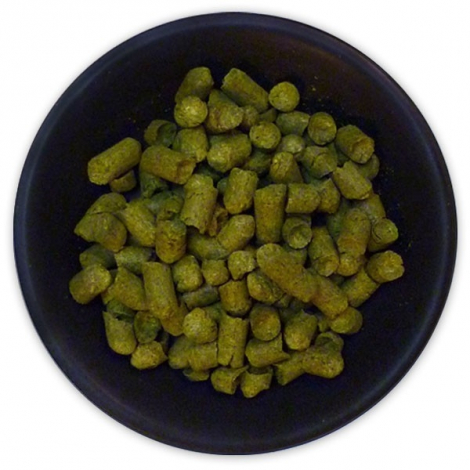 New Zealand Pacific Jade Hop Pellets