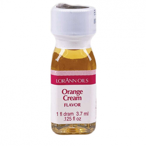 Orange Cream Flavoring - 1 Dram