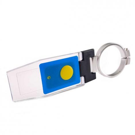 Refractometer Lens Light