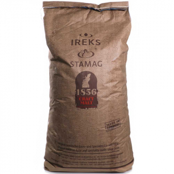 Ireks Black Wheat Malt - 55 lb. Sack
