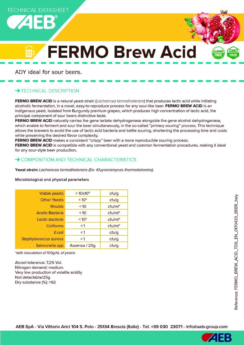 Fermobrew Acid