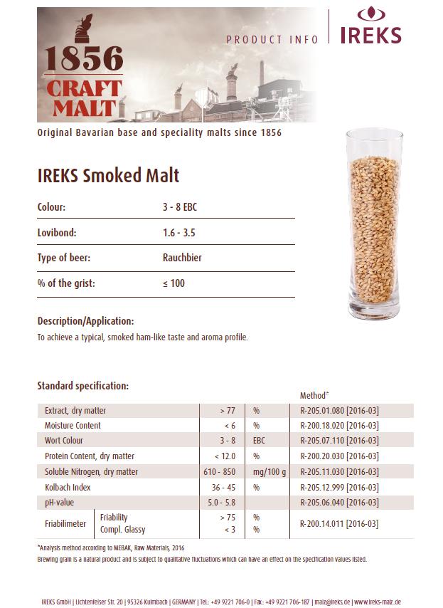 IREKS Smoke